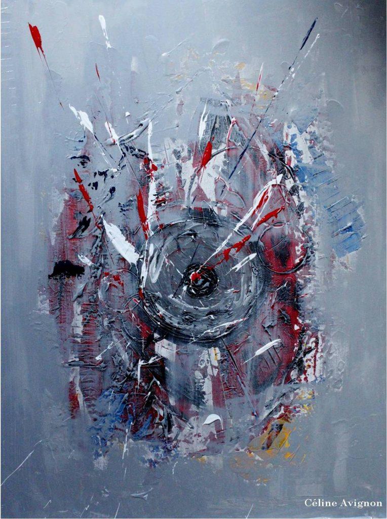 impact-peinture-acrylique-moderne-abstraite-celine-avignon