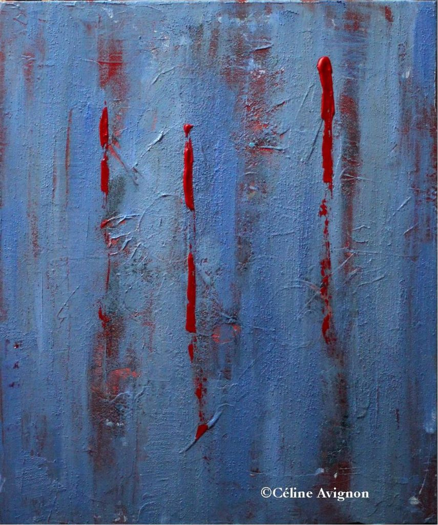 silhouette-peinture-acrylique-moderne-abstraite-celine-avignon