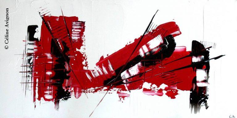 pulvérisé-audience-peinture-acrylique-abstraite-moderne